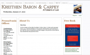 Carpey Law About Us Page
