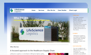 LifeScience Who We Are Page