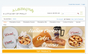 Philly Snacks Home Page 1